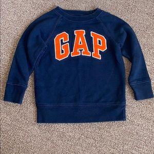Gap sweatshirt size 2T